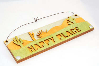 happy place, desert, rockies, American West, Joshua Tree, Death Valley, gift shop, rocky mountains, appalachian trail, rockies, camper, jewelry, national parks, national park, yellow, green, memento, aloe, cactus