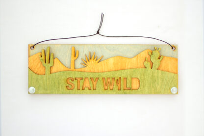 stay wild, desert, rockies, American West, Joshua Tree, Death Valley, gift shop, rocky mountains, appalachian trail, rockies, camper, jewelry, national parks, national park, yellow, green, memento, aloe, cactus