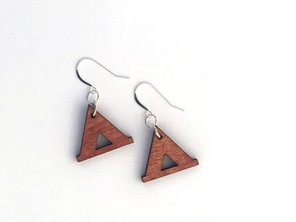 earrings, camp, tent, campsite, appalachia, rocky mountains, appalachian trail, rockies, camper, jewelry, national parks, national park, red