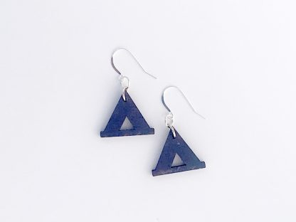 earrings, camp, tent, campsite, appalachia, rocky mountains, appalachian trail, rockies, camper, jewelry, national parks, national park, blue